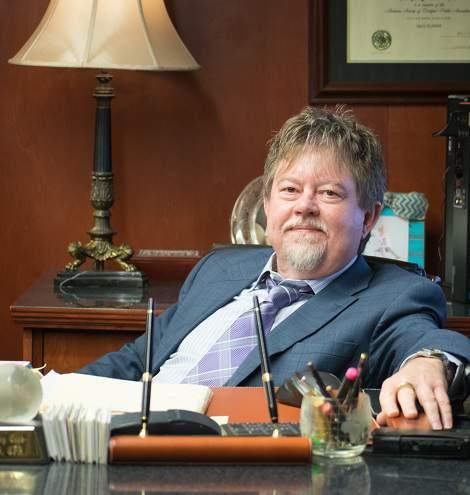 Gregory J. Cook, EA, CPA