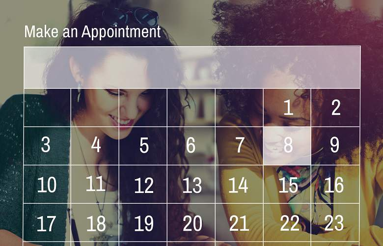 schedule your next appointment online