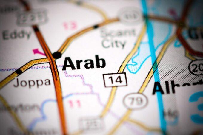 Arab, Alabama