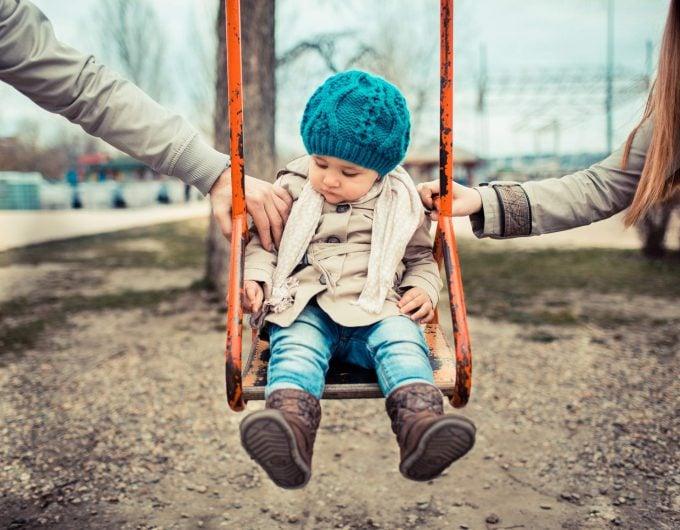 children divorced parents